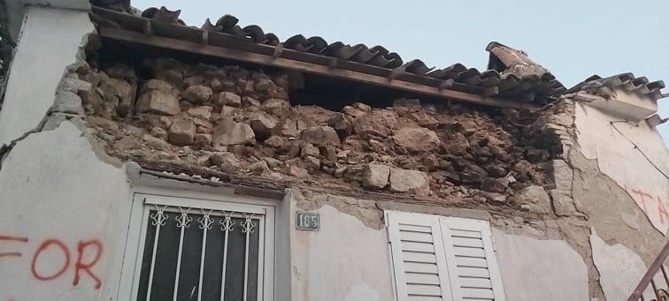 Βαγγέλης Καρράς: Ήρθε η στιγμή να καθαρίσει ο τόπος από τα εγκαταλελειμμένα κτήρια, να φύγουν όλα αυτά τα επικίνδυνα, να απομακρυνθούν από κάθε σημείο