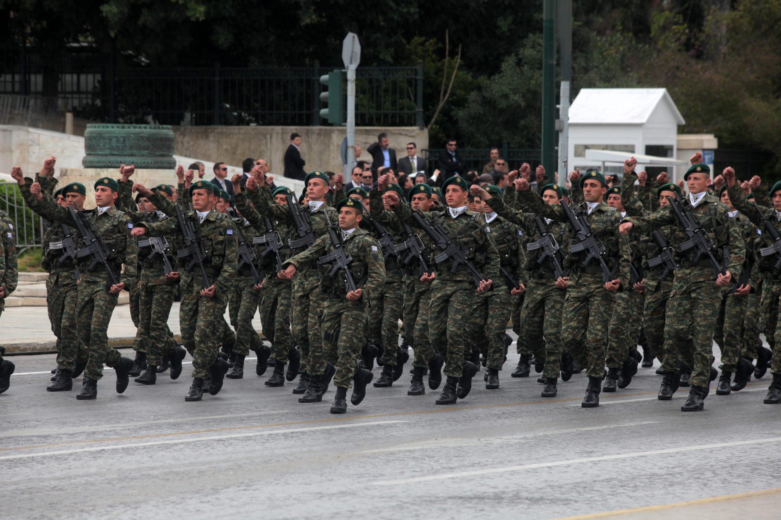 Χιλιάδες προσλήψεις ΕΠΟΠ στο στρατό (ΦΕΚ)