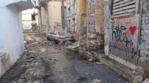 Κωστής Χατζηδάκης: Άμεσα μέτρα για τα ετοιμόρροπα κτήρια - Να μην ξαναδούμε τραγωδία σαν της Σάμου