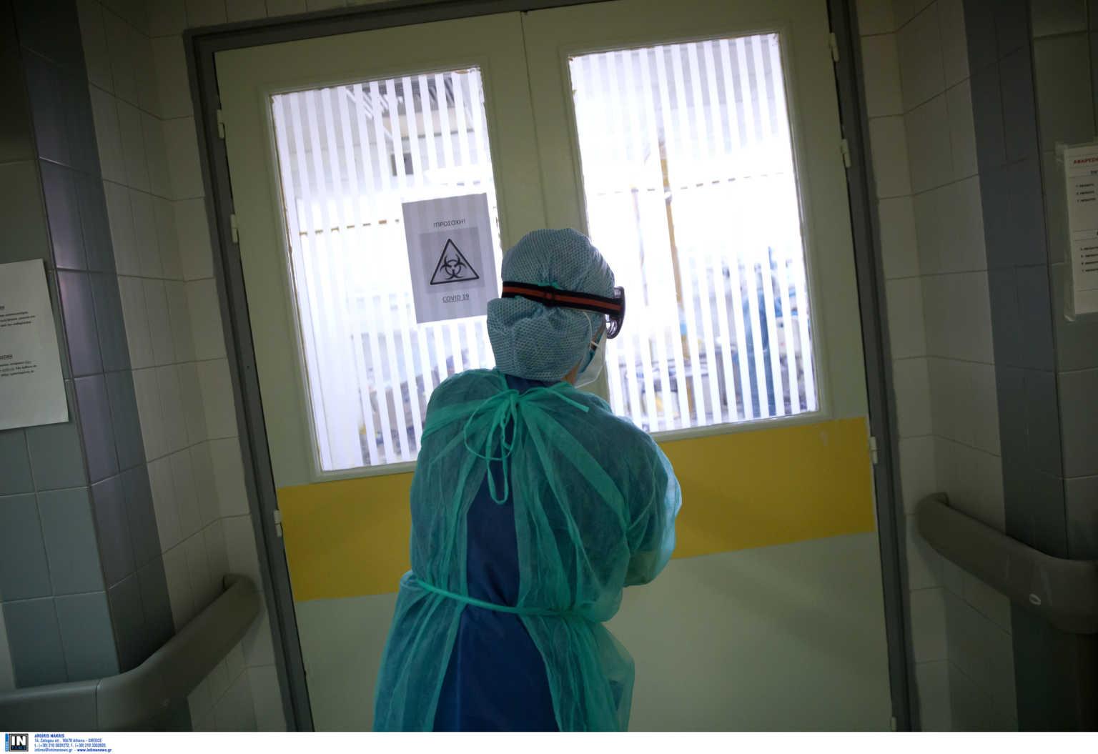 Ν. Στεφανής : Δυστυχώς η πανδημία και η νόσος Covid-19 έκανε την εμφάνισή του σε προσωπικό του Ιδρύματός μας