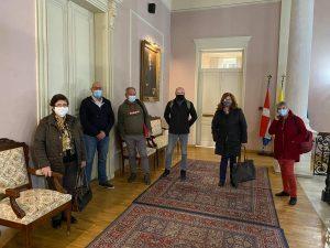 Συνάντηση του Δημάρχου κ. Στάντζου με την Επιτροπή Αλληλεγγύης και Διεκδίκησης για την αποκατάσταση και αποζημίωση των σεισμοπλήκτων