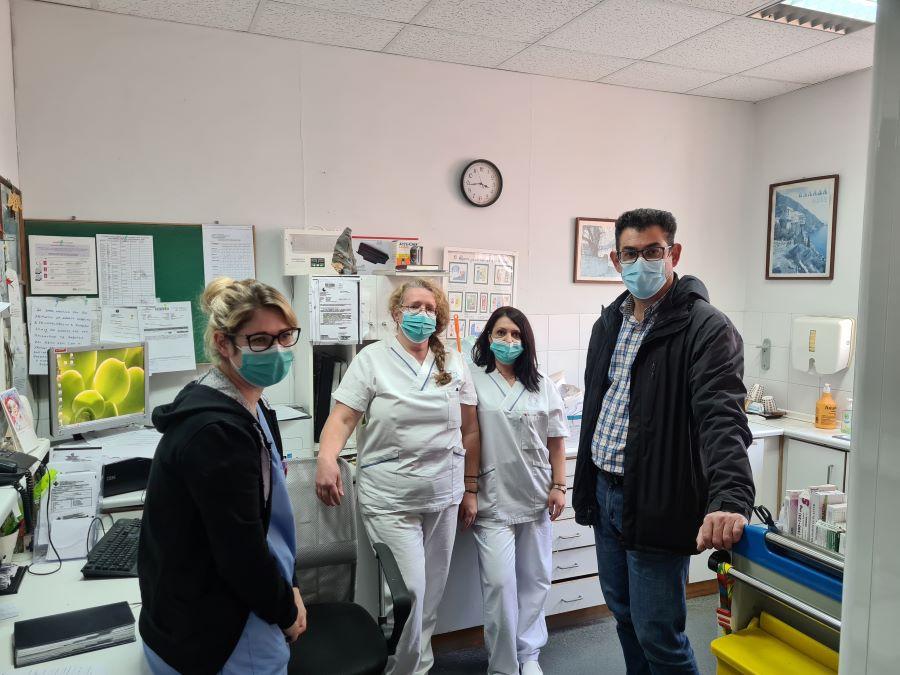 Αποχωρεί με δική του επιθυμία ο Μαιευτήρας –Γυναικολόγος, Ιωάννης Κατσούλης από το Νοσοκομείο Σάμου