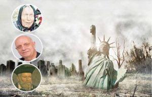 ΣΟΚ με όσα «βλέπουν» το 2021 τρεις νοστράδαμοι: Σεισμοί, πείνα, νέα πανδημία και…