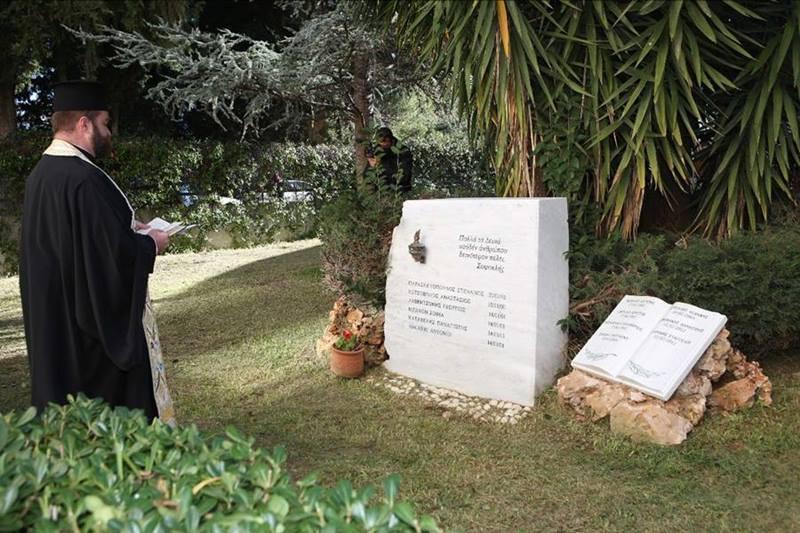 Ημέρα «Θυσίας του Διασώστη» 2021: H ημέρα μνήμης & τιμής για τους πεσόντες, εν ώρα καθήκοντος, διασώστες, γιατρούς και νοσηλευτές του ΕΚΑΒ, επαναπροσδιορίζει την αξία της ανθρώπινης ζωής...