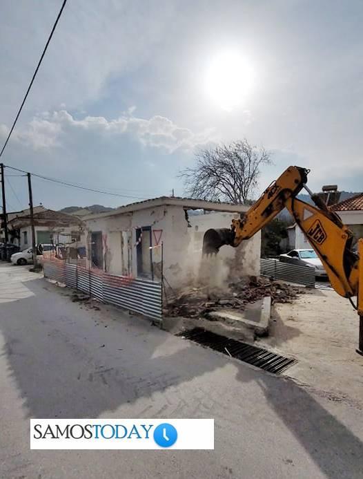 Προς κατεδάφιση τρία (3) επικίνδυνα ετοιμόρροπα κτήρια στις Κοινότητες Κοκκαρίου και Σαμίων