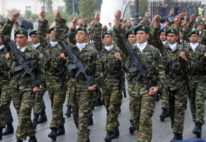 Ανακοινώθηκε η αύξηση στρατιωτικής θητείας από την ΕΣΣΟ του Μαΐου στο Στρατό Ξηράς