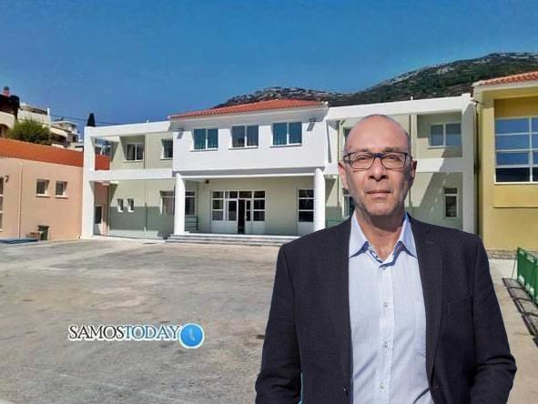 Γιώργος Στάντζος: Όσον αφορά τη λειτουργία των σχολικών μονάδων, όλοι πρέπει να κατανοήσουμε το έκτακτο της κατάστασης
