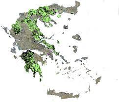 Ανάρτηση Δασικού χάρτη- Πρόσκληση υποβολής αντιρρήσεων