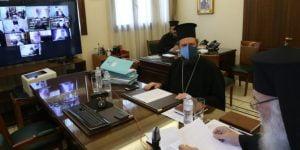 Η Ιερά Σύνοδος δεν συναινεί στα νέα Κυβερνητικά μέτρα και εμμένει στην αρχική ΚΥΑ