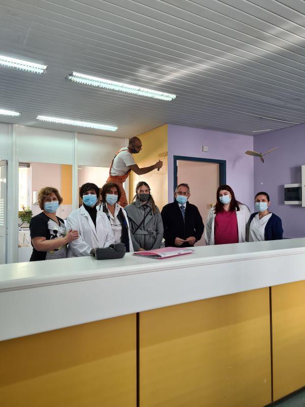 Ορκίστηκε η μόνιμη παιδίατρος και δύο νέοι υπάλληλοι για το Ακτινολογικό τμήμα του Γ.Ν Σάμου