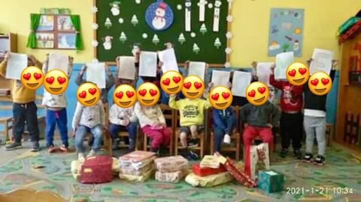 Η «Ονειρούπολη» Δράμας γέμισε τα βαγόνια της με ευχές και παιχνίδια και τα έστειλε στα παιδιά του Δήμου Δυτ. Σάμου