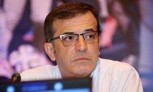 Νίκος Βακάλης: Τα ονόματα όλων μας θα γραφούν σ αυτή την μαύρη σελίδα της ιστορίας της ΕΠΟ