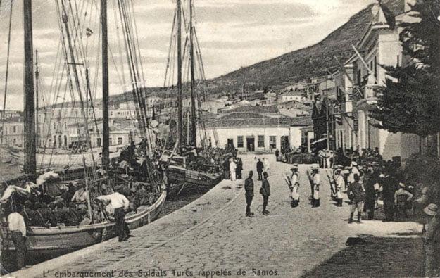 Η Απελευθέρωση της Σάμου 02/03/1913
